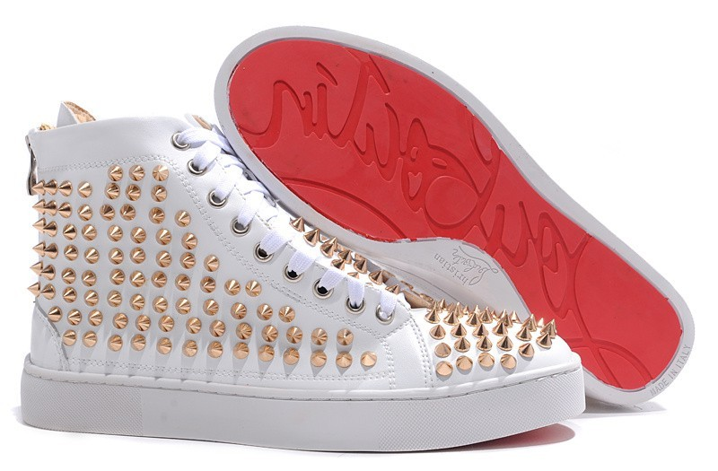 chaussures louboutin basket
